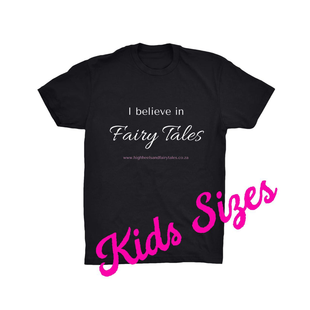 Fairy Tales - Kids Tee