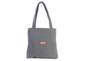 Houndstooth Wild Dove Tote