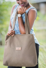 Plain Coffee Tote