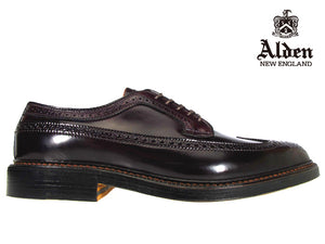 ALDEN  975 Long Wing Cordovan