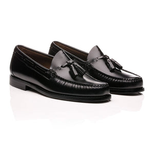 Bass Larkin Weejuns Black