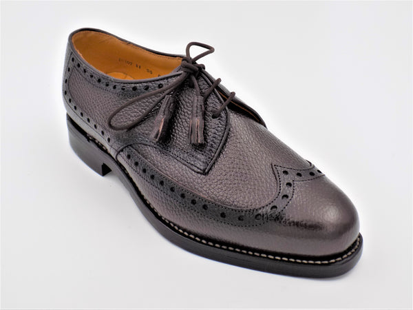 Johnston & Murphy 404 Brown (Nassau Style)