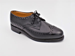 Johnston & Murphy 402 Black (Nassau Style)
