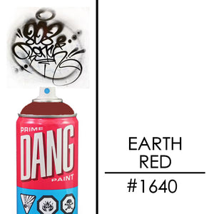 Earth Red #1640
