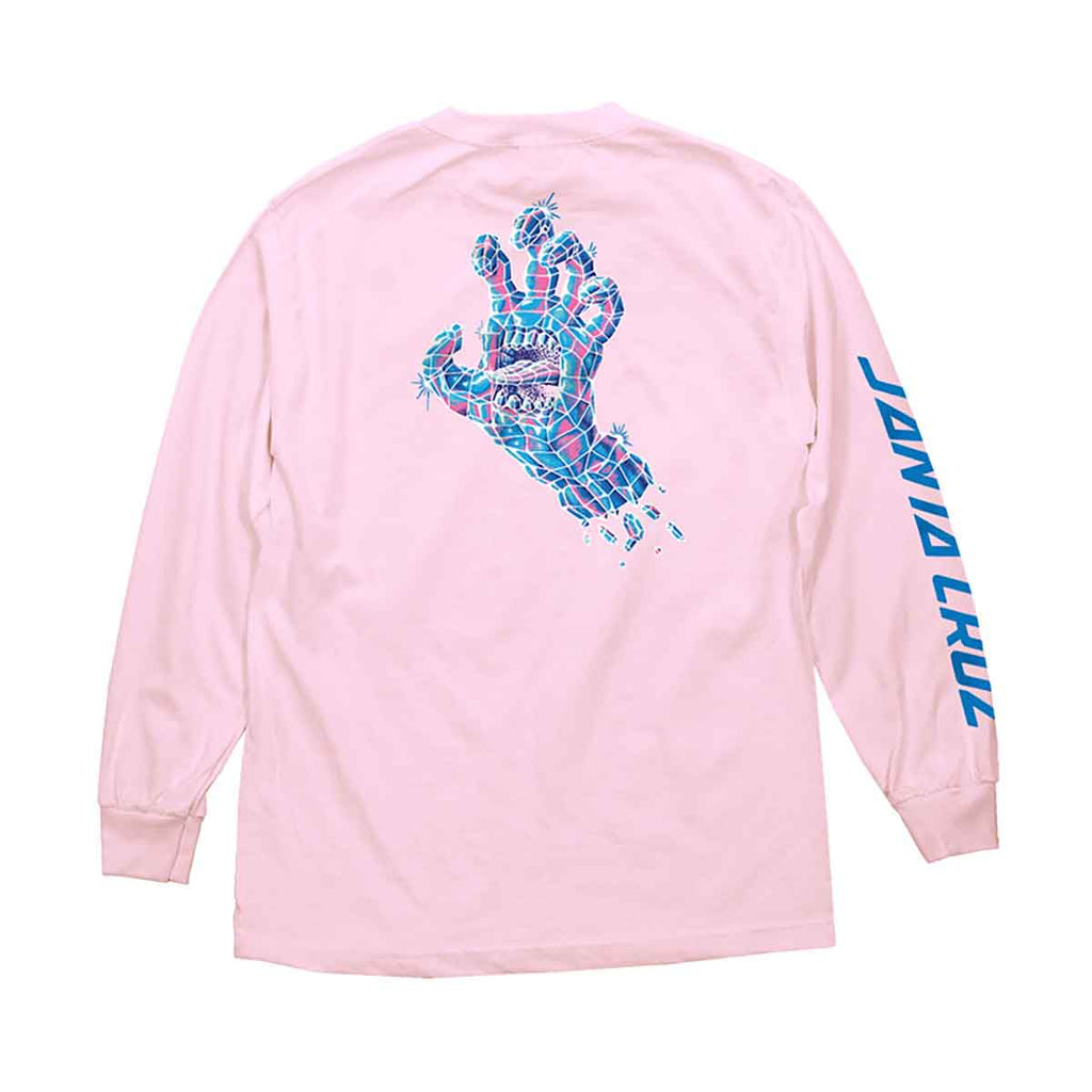 CRYSTAL HAND LONG SLEEVE