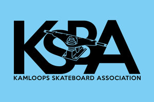 "KSBA - Car Decal Black (7""x12"")"