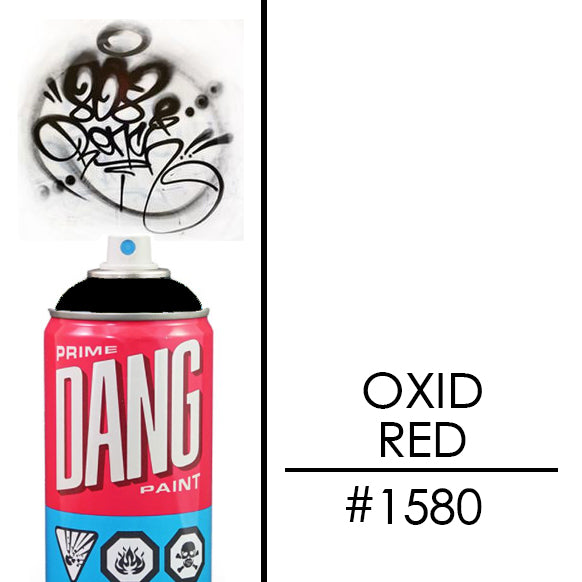 Oxid Red #1580