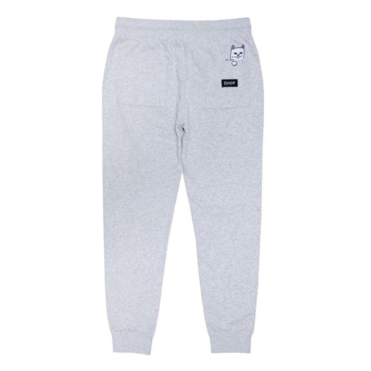 SWEATPANTS PEEKING NERM (Heather Grey)