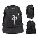 BACKPACK EXPLORER	 BLACK CORDURA
