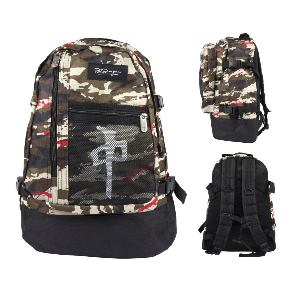 BACKPACK EXPLORER	 FALL CAMO
