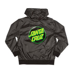 Green Dot Windbreaker