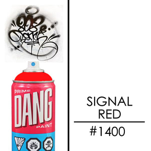 Signal Red #1400