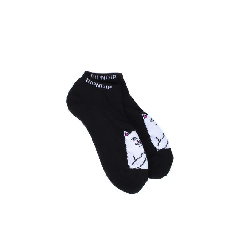 LOW SOCKS LORD NERM (Black)