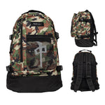 RipStop Camo BackPack
