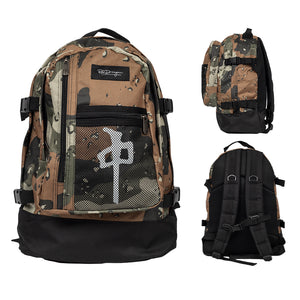 DESERT CAMO BACK PACK