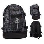 Overlay Black Back Pack