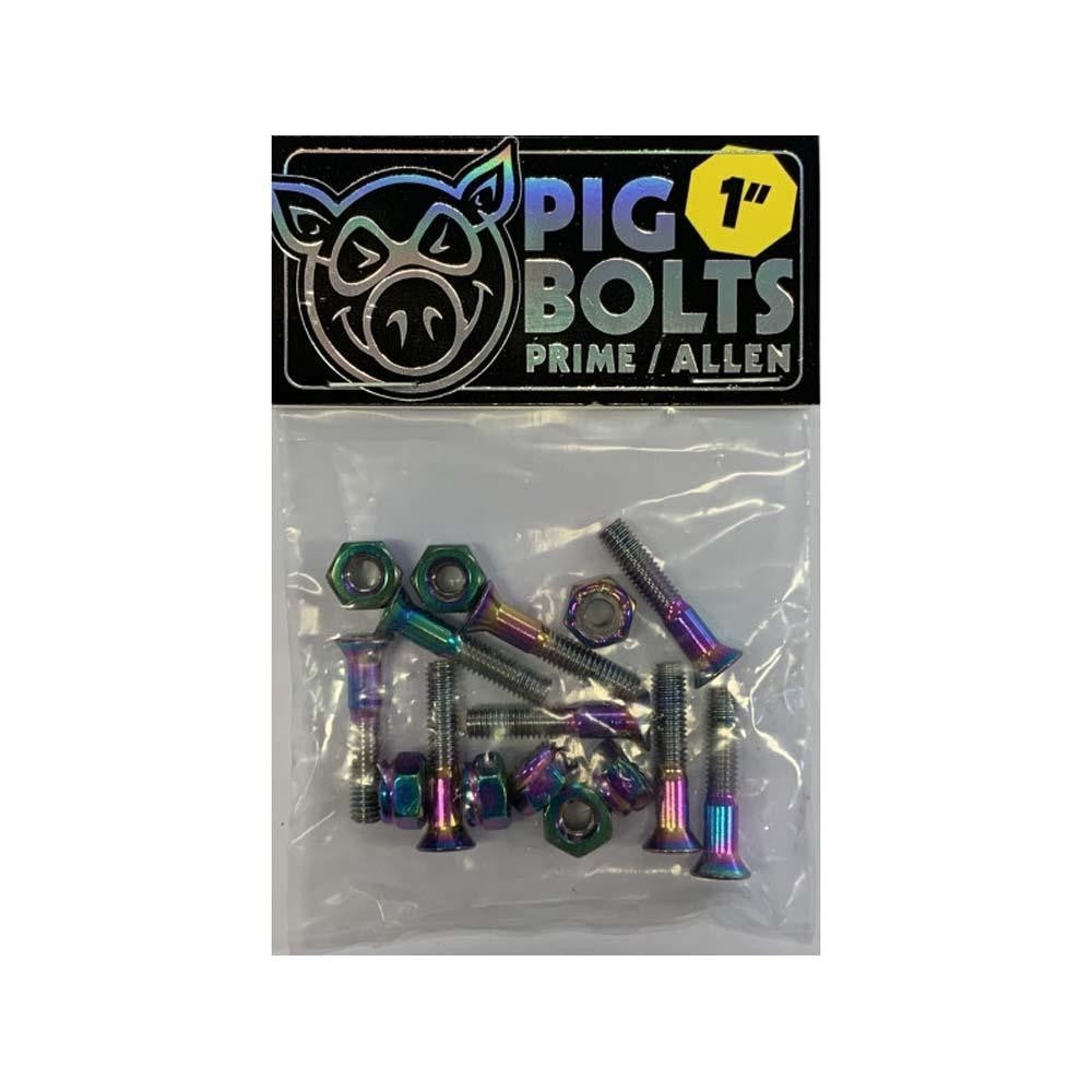 "Prime Bolts Hollow  1"" Allen"