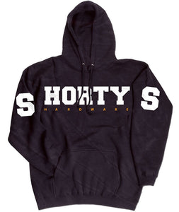 HOODY - S-HORTY-S BLACK