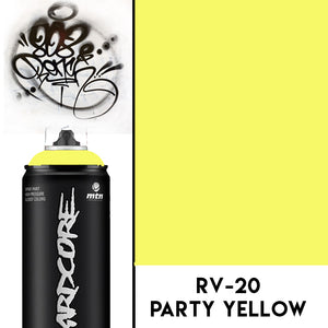 MTN Hardcore2 Party Yellow