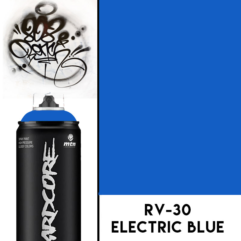 MTN Hardcore2 Electric Blue
