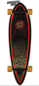 "CRUZ PINTAIL FLORAL DECAY - 9.2""x33"""