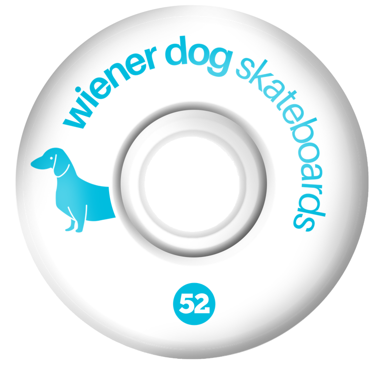 Wiener Dog 52mm wheels