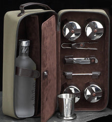 8 Piece Travel Bar Set