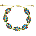 Bracelet Coquillage <br/> Multicolore