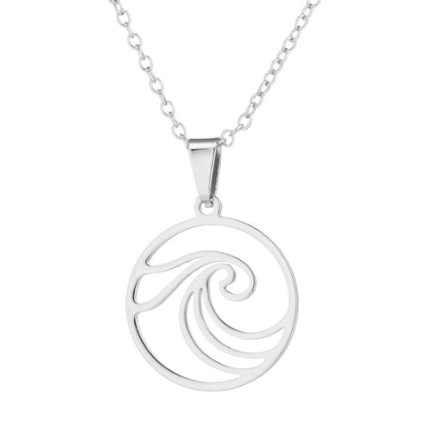 Collier Marin <br/> Vague