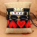 Bracelet Coquillage <br/> I Love You