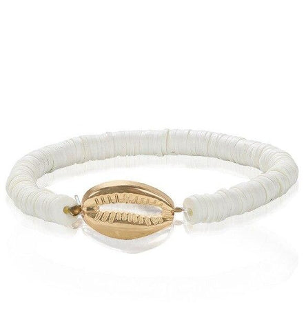 Bracelet Coquillage <br/> White
