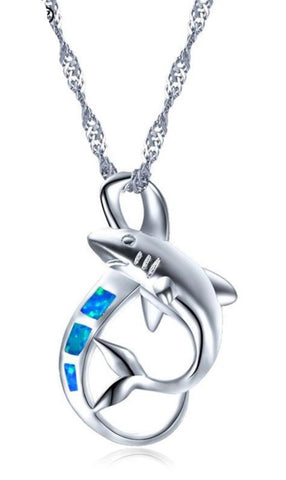 Collier Marin <br/> Shark
