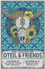 Oteil & Friends To Ring in the New Year!