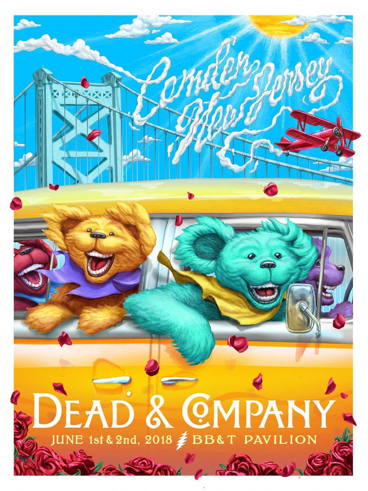 Dead And Company 60118 Men Of High Degree Smrtraveled