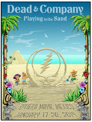Dead & Company Announce Playing in the Sand 2019!