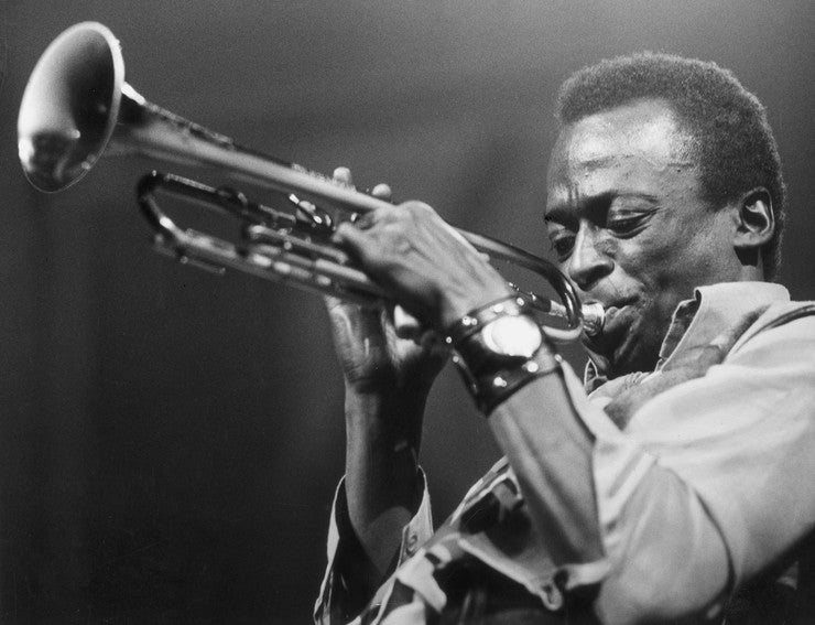 Influences, and Influenced By: Miles Davis