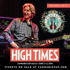 Phil Lesh to Headline NOCAL Cannabis Cup