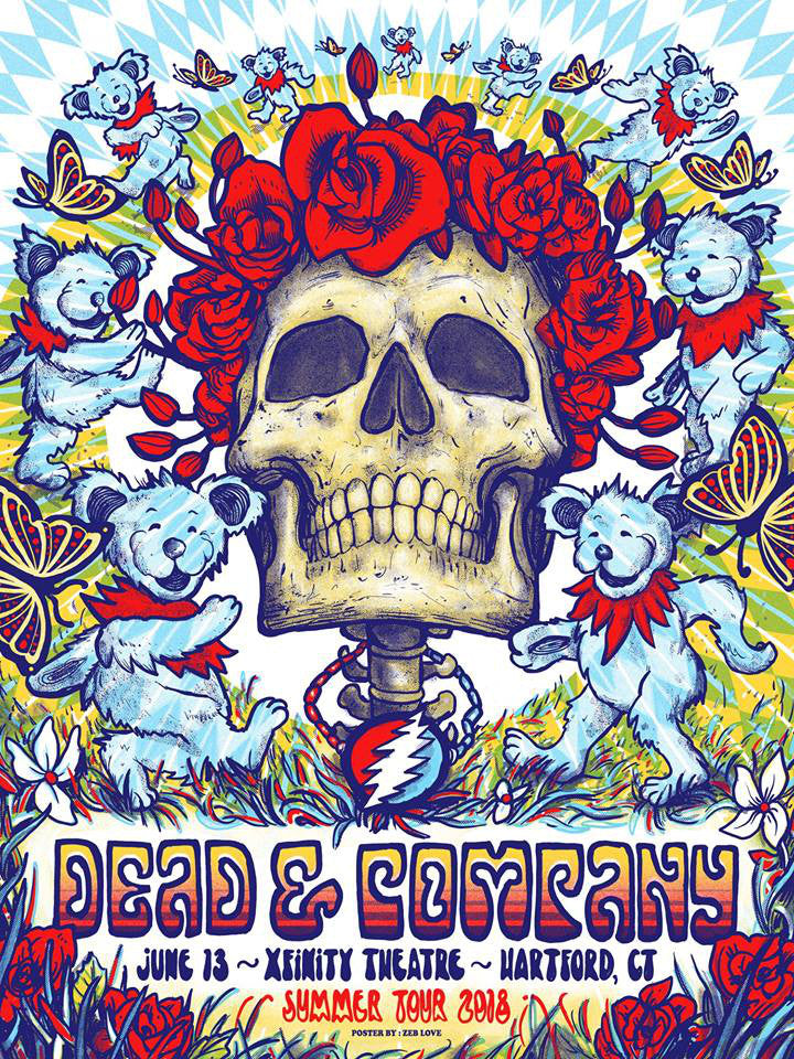 Dead and Company Review 6/13/18: Working on a Masterpiece
