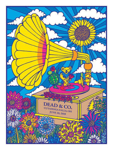 Dead and Company 6/20/18: Won't You Come Out to Play