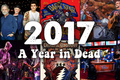 2017 a year in dead
