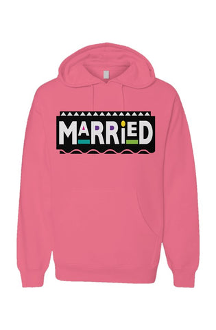 Neon Married Pullover