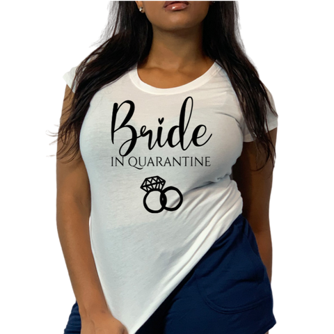 Beware Bride in Quarantine