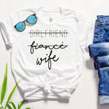 Levels To This Girlfriend Fiance Wife T-Shirt