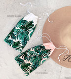 Palm Leaf Robe Pouch