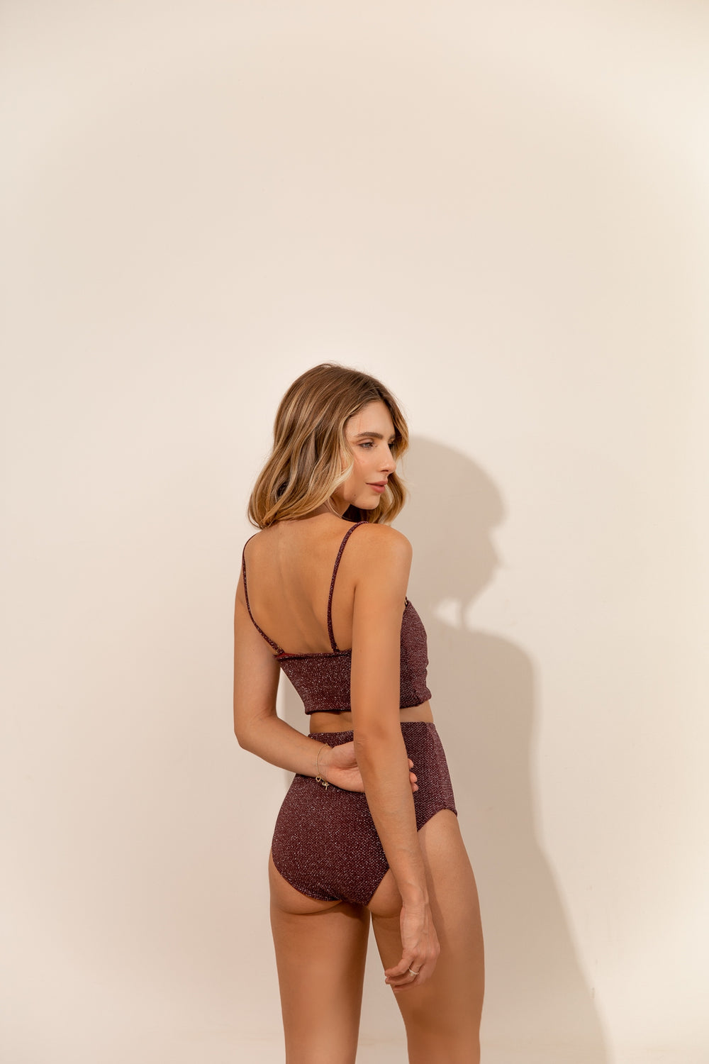 Hot Pants Bordeaux BOTTOM