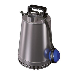 ZEN-DRSTEEL37MA - PUMP SUBMERSIBLE SLIGHTLY DIRTY WATER 180L/M 13.6M 0.37KW 240V