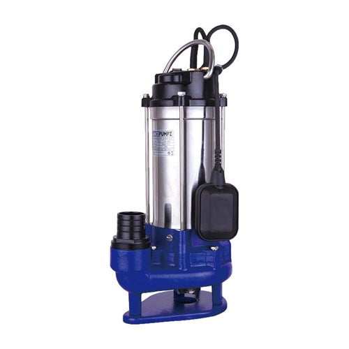 B120GS2 - Bianco Submersible Grinder Pump with Float 341L/MIN 20M 1500W 240V