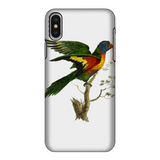 Blue-Bellied Parrot Fully Printed Tough Phone Case