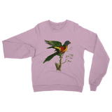 Blue-Bellied Parrot Classic Adult Sweatshirt
