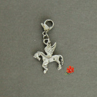 Pegasus with Lobster Clasp and 1 Bangle